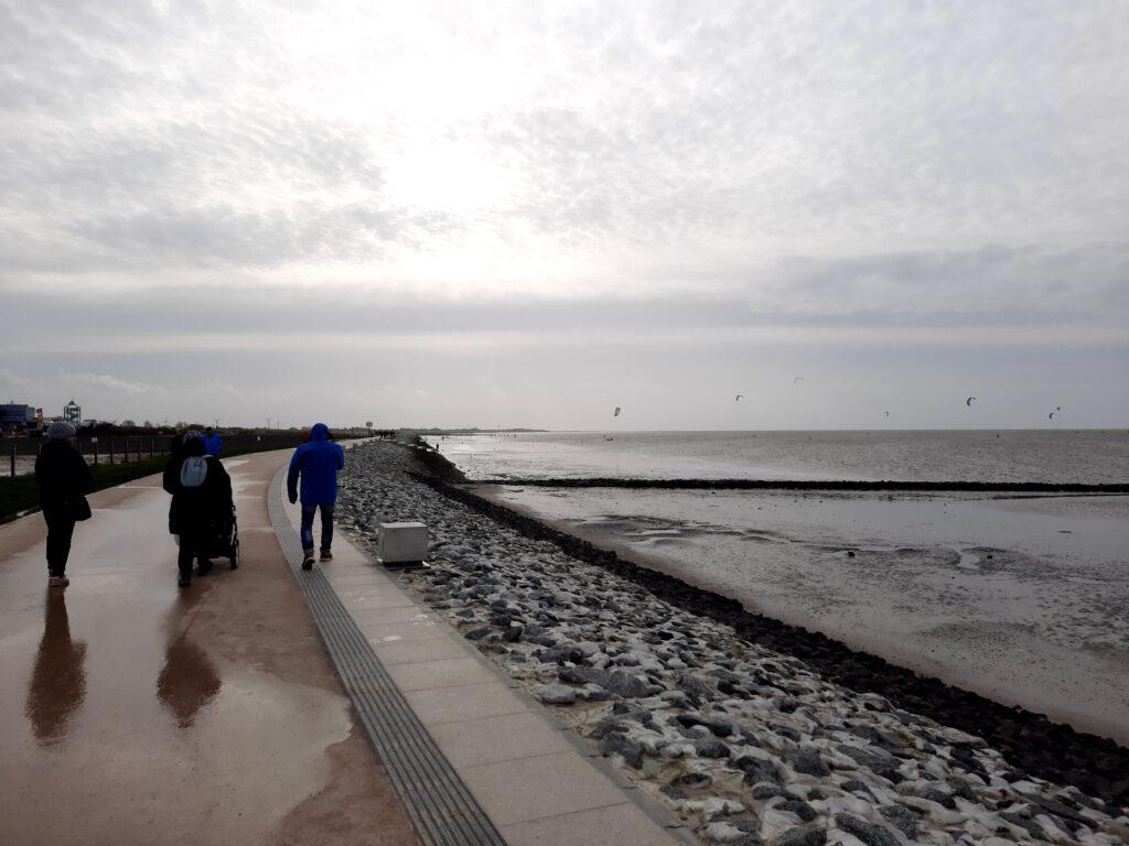 Strandpromenade Norddeich